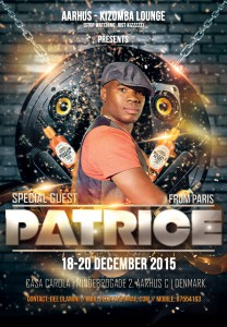 Patrice workshops flyers