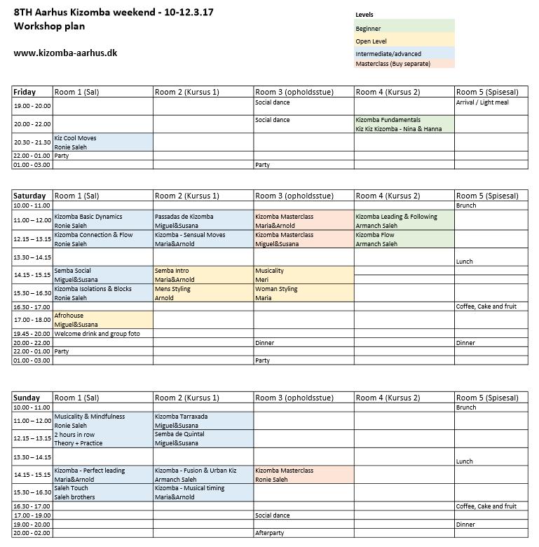 8th-aarhus-kizomba-weekend-workshop-plan