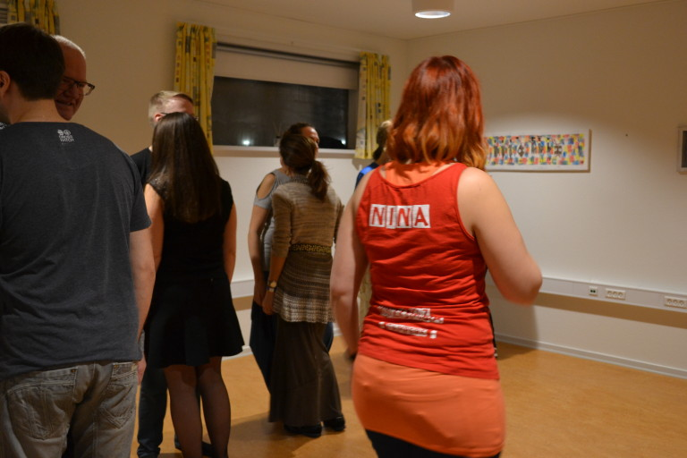 Nina and Hanna – Friday night – 8TH Aarhus Kizomba weekend