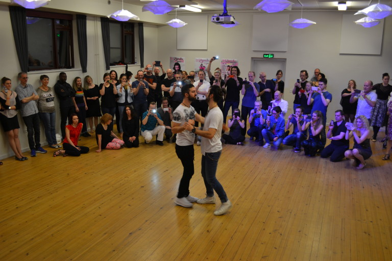 Saleh – Friday night – 8TH Aarhus Kizomba weekend