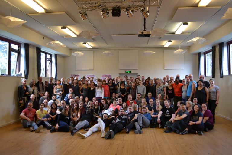 Group picture – 8TH Aarhus Kizomba weekend