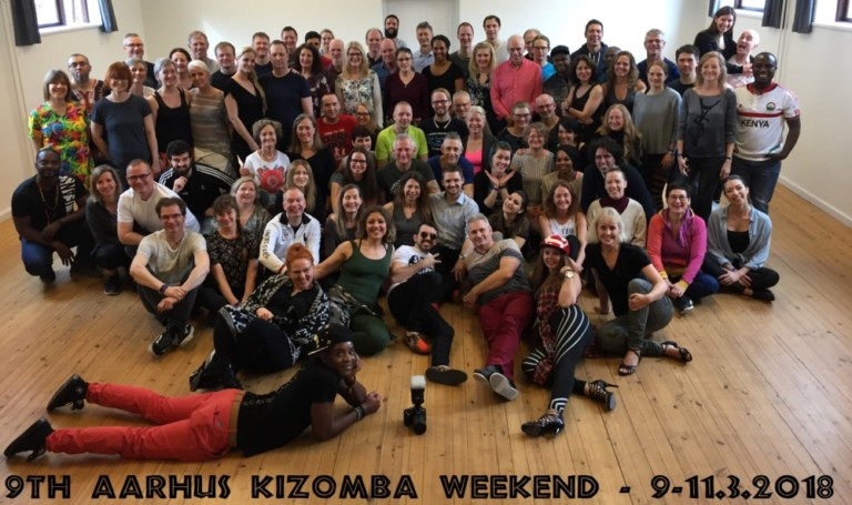 (Dansk) 9th Aarhus Kizomba weekend